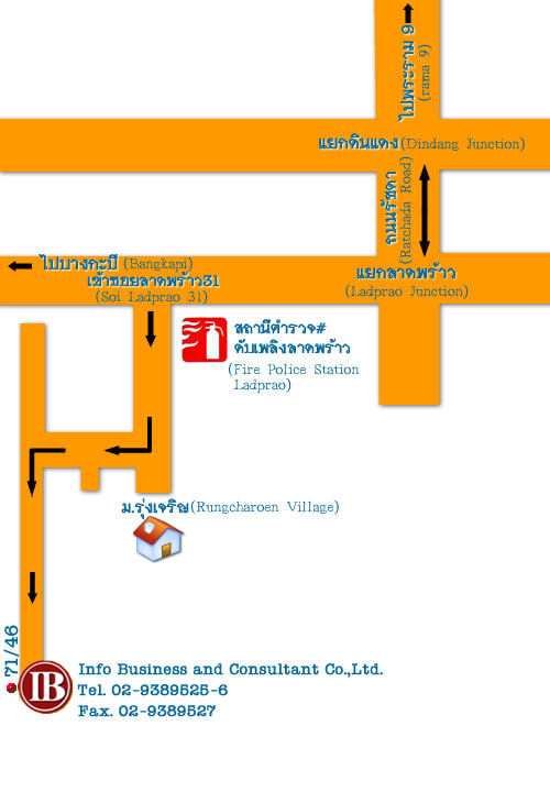 Map of Infobusiness